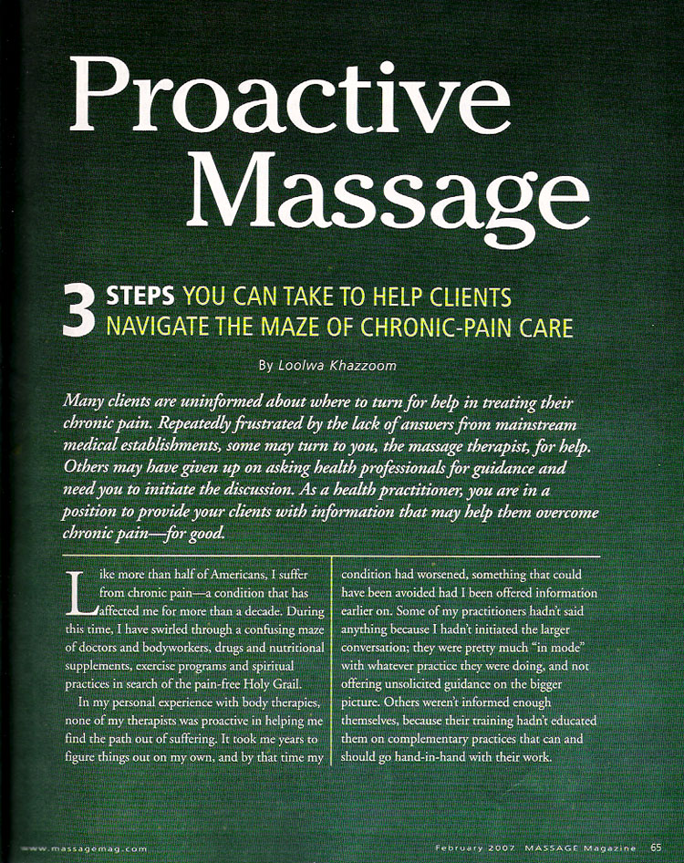 Proactive Massage1